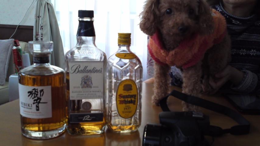 他のウィスキーが残り寂しくなってきたので…。